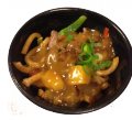Foto Beef curry udon